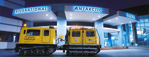 國際南極探險中心