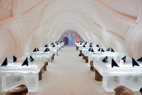 冰雪堡壘餐廳用