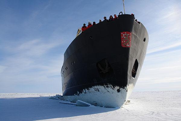 三寶號SAMPO破冰船