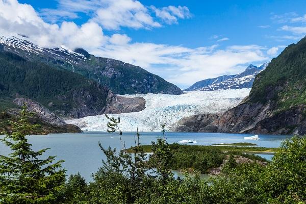 門登霍爾冰川
