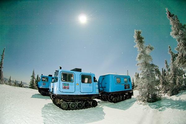 極地探險車