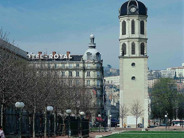 Hotel Le Royal Lyon MGallery by Sofitel酒店