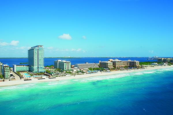 Secrets The Vine Cancun酒店