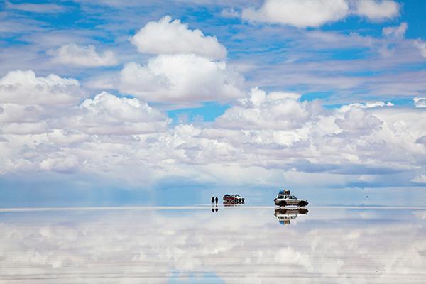 烏尤尼鹽湖「天空之鏡」