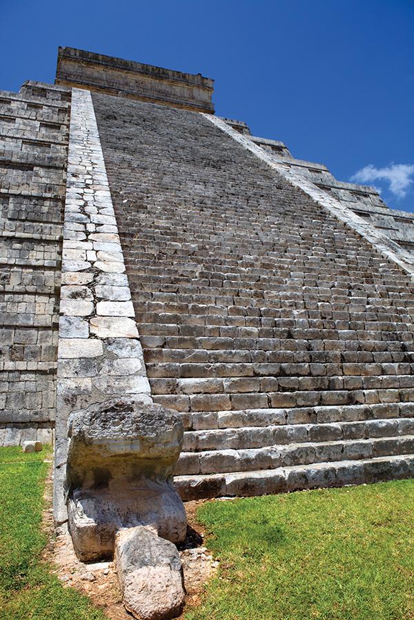 庫庫爾坎金字塔