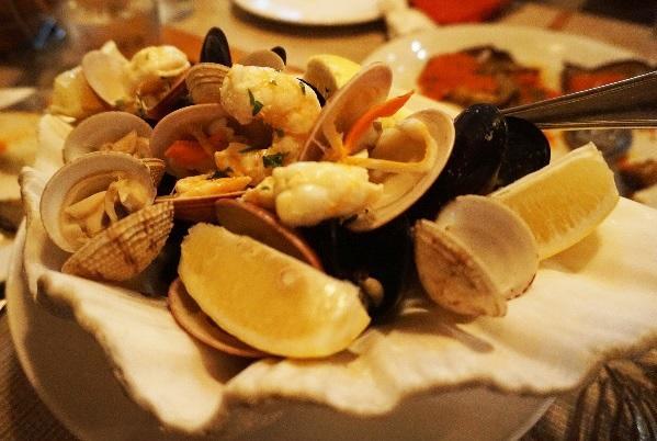 地道希臘海鮮美食