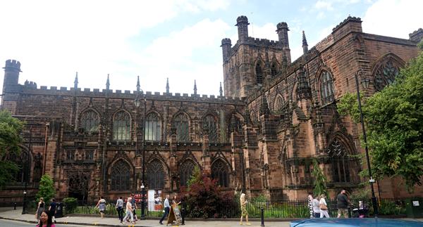 徹斯特(英格蘭) 主教堂