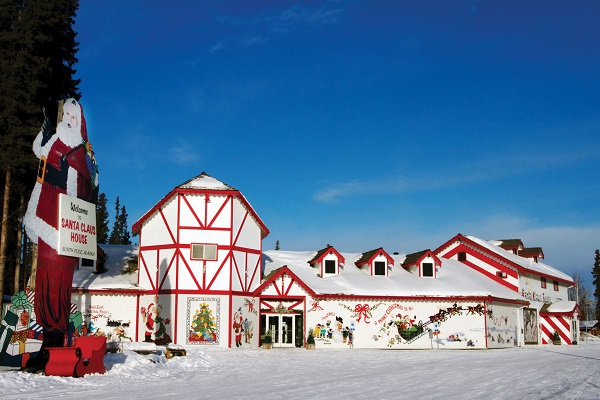 北極村聖誕老人之家
